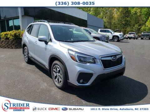 2021 Subaru Forester for sale at STRIDER BUICK GMC SUBARU in Asheboro NC