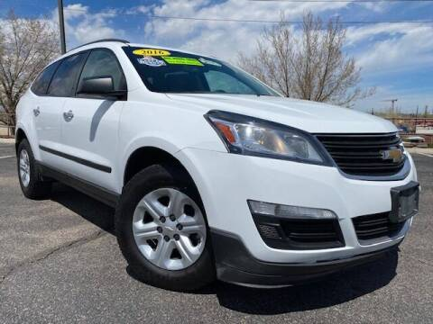 2016 Chevrolet Traverse for sale at UNITED Automotive in Denver CO