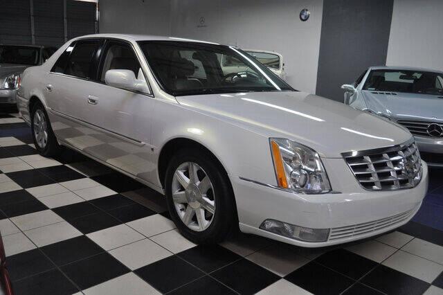 2006 Cadillac DTS for sale at Podium Auto Sales Inc in Pompano Beach FL