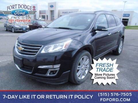 2015 Chevrolet Traverse for sale at Fort Dodge Ford Lincoln Toyota in Fort Dodge IA