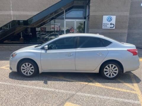 2017 Nissan Sentra for sale at Camelback Volkswagen Subaru in Phoenix AZ