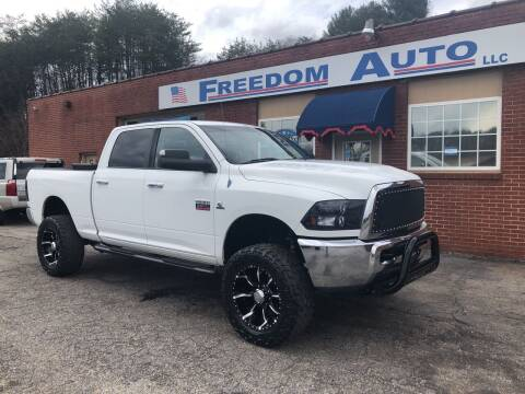 2010 Dodge Ram Pickup 2500 for sale at FREEDOM AUTO LLC in Wilkesboro NC