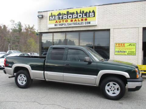 2004 Chevrolet Silverado 1500 for sale at Metropolis Auto Sales in Pelham NH