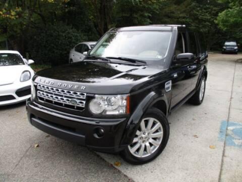 2012 Land Rover LR4 for sale at Elite Auto Wholesale in Midlothian VA