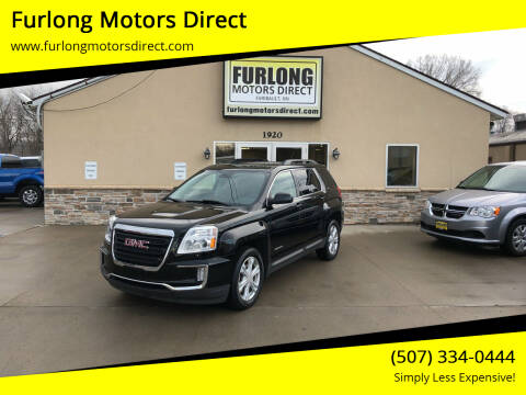 2017 GMC Terrain for sale at Furlong Motors Direct in Faribault MN