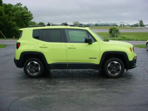 2018 Jeep Renegade for sale at Westview Motors in Hillsboro OH