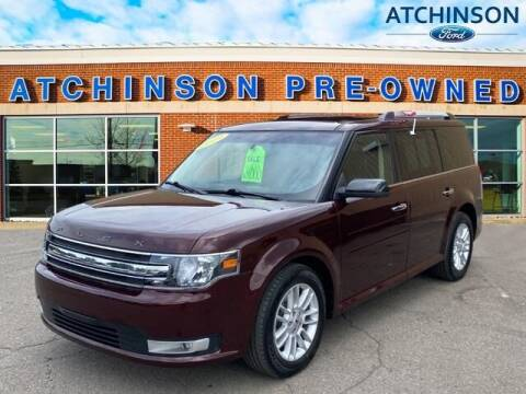2019 Ford Flex for sale at Atchinson Ford Sales Inc in Belleville MI