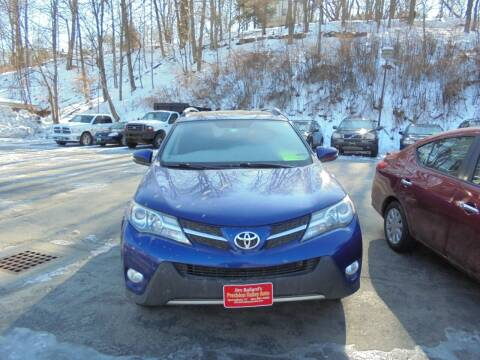 2015 Toyota RAV4 for sale at Precision Valley Auto Sales in Springfield VT