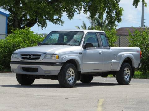 2003 Mazda Truck for sale at DK Auto Sales in Hollywood FL