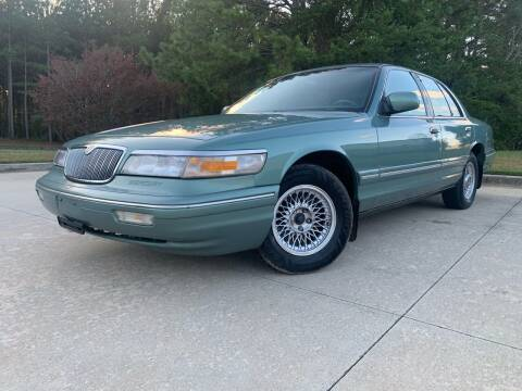 1997 Mercury Grand Marquis for sale at Global Imports Auto Sales in Buford GA