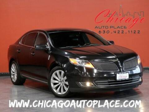 2014 Lincoln MKS for sale at Chicago Auto Place in Bensenville IL