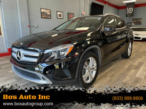 2015 Mercedes-Benz GLA for sale at Bos Auto Inc in Quincy MA