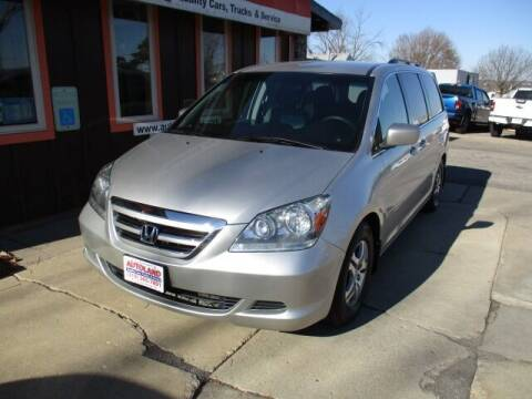 2007 Honda Odyssey for sale at Autoland in Cedar Rapids IA