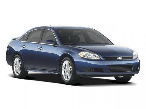2009 Chevrolet Impala for sale at Strosnider Chevrolet in Hopewell VA