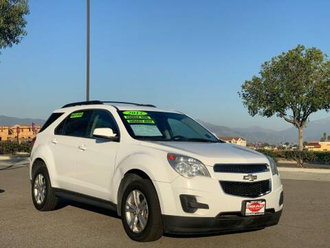 2012 Chevrolet Equinox for sale at Esquivel Auto Depot in Rialto CA