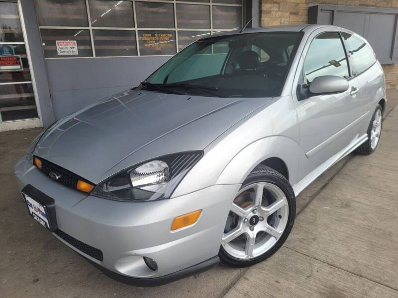 2004 Ford Focus SVT for sale at Car Planet Inc. in Milwaukee WI