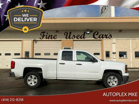2014 Chevrolet Silverado 1500 for sale at Autoplex MKE in Milwaukee WI