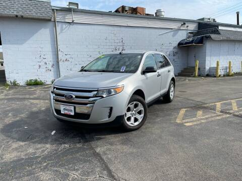 2014 Ford Edge for sale at Santa Motors Inc in Rochester NY