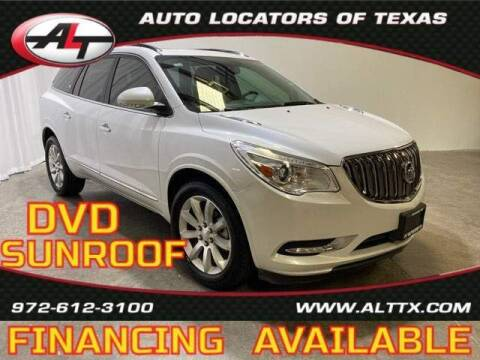 2016 Buick Enclave for sale at AUTO LOCATORS OF TEXAS in Plano TX
