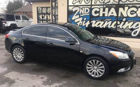 2011 Buick Regal for sale at Kentucky Auto Sales & Finance in Bowling Green KY