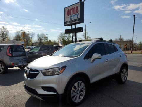 2018 Buick Encore for sale at Motor City Sales in Wichita KS