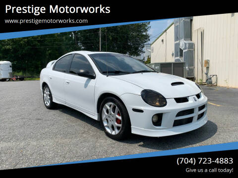 2005 Dodge Neon SRT-4 for sale at Prestige Motorworks in Concord NC