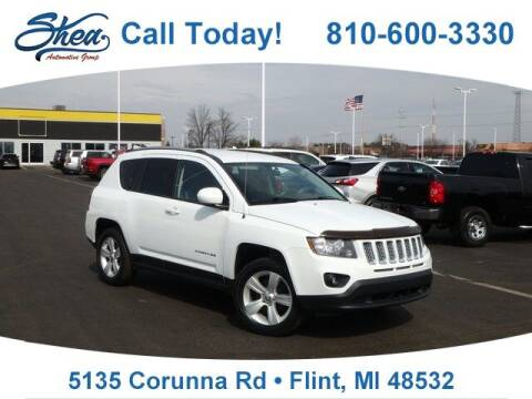 2015 Jeep Compass for sale at Jamie Sells Cars 810 - Linden Location in Flint MI