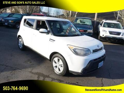 2015 Kia Soul for sale at Steve & Sons Auto Sales in Happy Valley OR