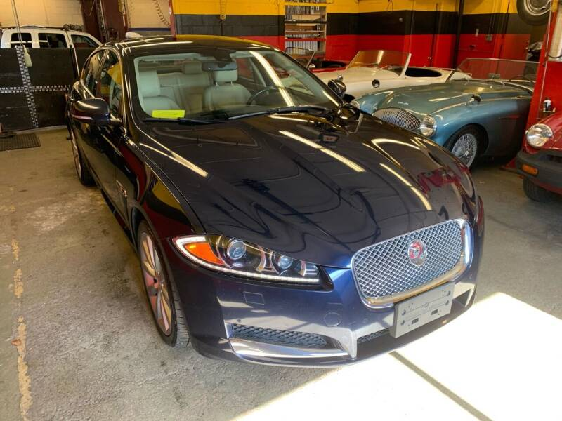 2014 Jaguar XF for sale at Milford Automall Sales and Service in Bellingham MA