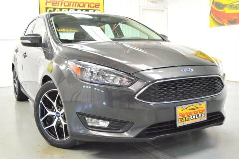 2017 Ford Focus for sale at Performance car sales in Joliet IL
