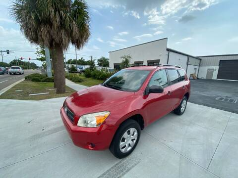 2007 Toyota RAV4 for sale at Bay City Autosales in Tampa FL