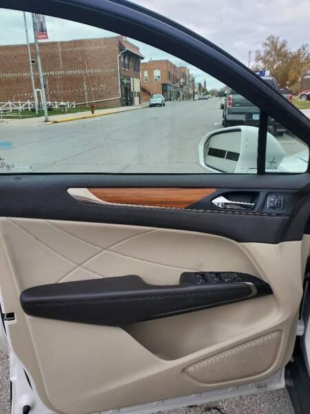 2017 Lincoln MKC AWD Select 4dr SUV - Chariton IA