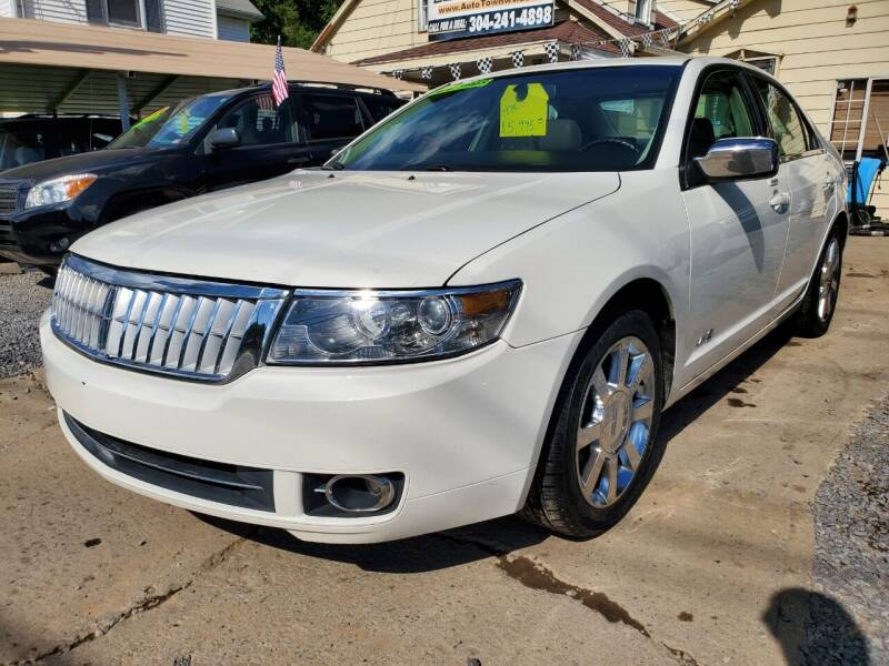 2008 Lincoln MKZ for sale at Auto Town Used Cars in Morgantown WV