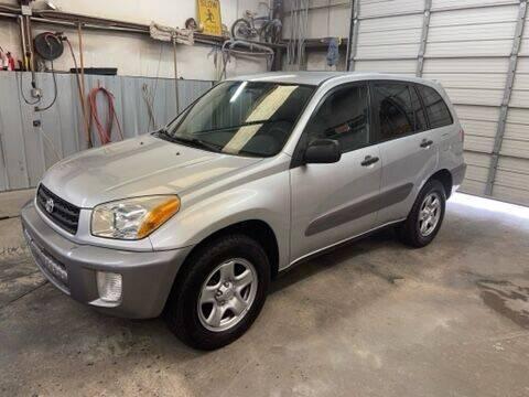 2003 Toyota RAV4 for sale at Vanns Auto Sales in Goldsboro NC