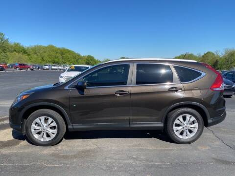 2013 Honda CR-V for sale at CARS PLUS CREDIT in Independence MO