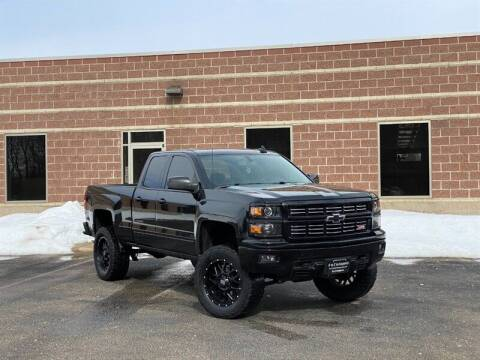 2015 Chevrolet Silverado 1500 for sale at A To Z Autosports LLC in Madison WI