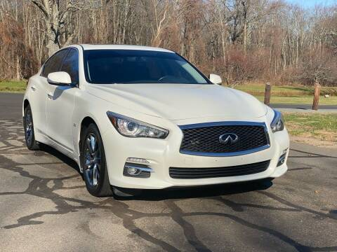2017 Infiniti Q50 for sale at Choice Motor Car in Plainville CT
