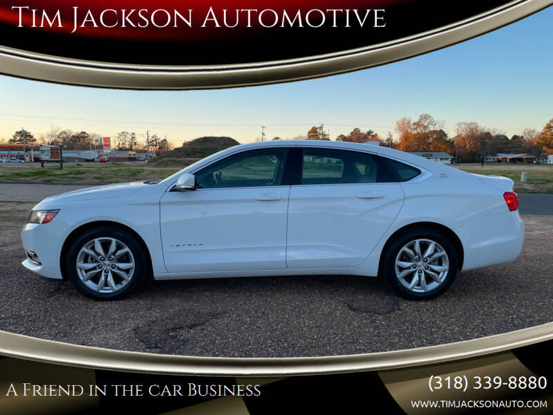 2020 Chevrolet Impala for sale at Tim Jackson Automotive in Jonesville LA
