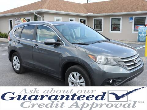 2012 Honda CR-V for sale at Universal Auto Sales in Plant City FL