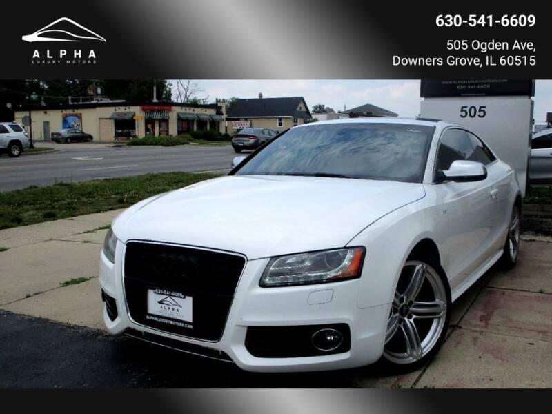 2011 Audi S5 for sale in Downers Grove, IL