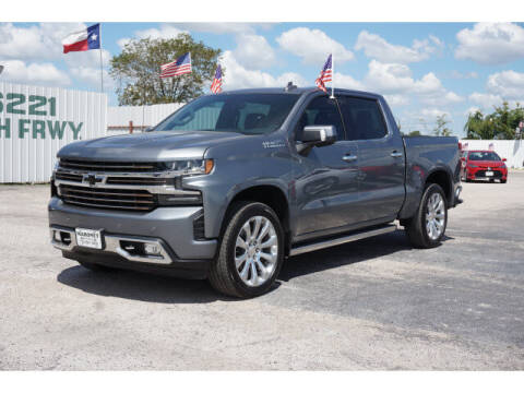 2020 Chevrolet Silverado 1500 for sale at Maroney Auto Sales in Humble TX