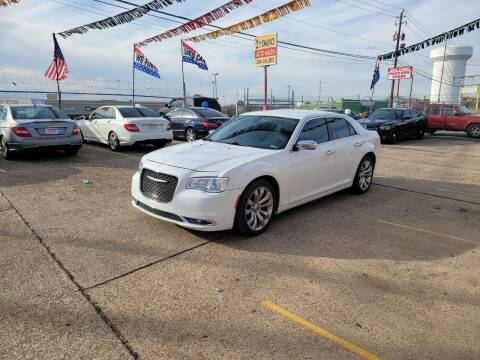 2018 Chrysler 300 for sale at 2nd Chance Auto Sales in Montgomery AL