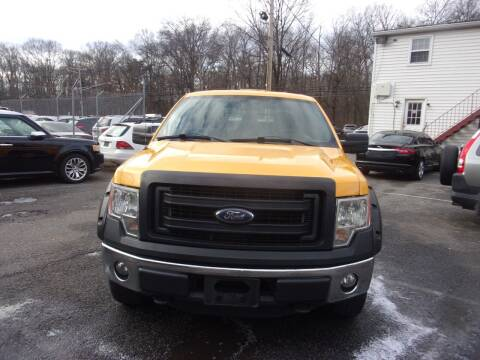 2013 Ford F-150 for sale at Balic Autos Inc in Lanham MD