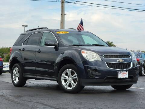 2015 Chevrolet Equinox for sale at Tri-County Pre-Owned Superstore in Reynoldsburg OH