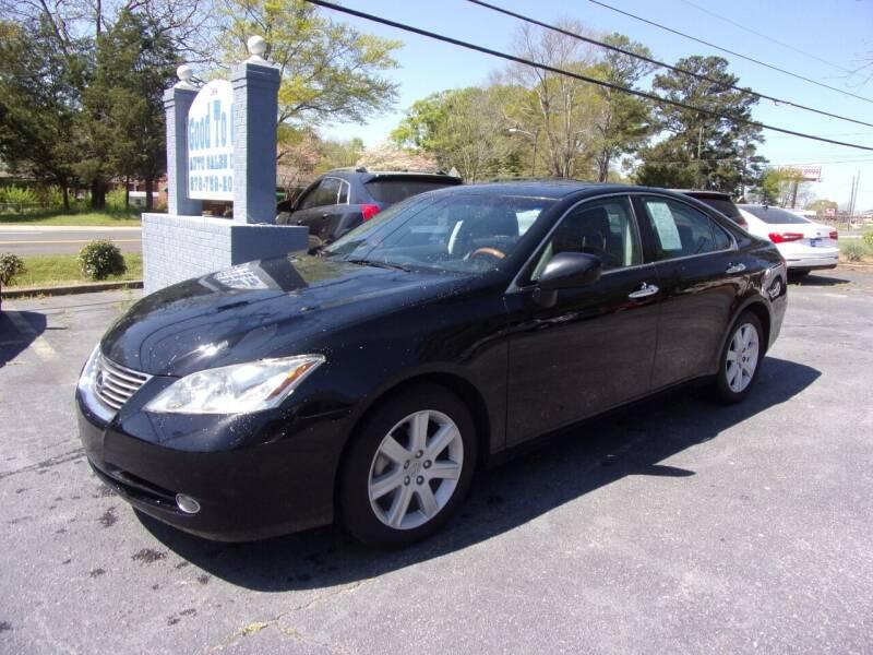 2007 Lexus ES 350 for sale at Good To Go Auto Sales in Mcdonough GA