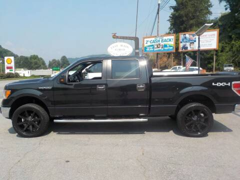 2013 Ford F-150 for sale at EAST MAIN AUTO SALES in Sylva NC