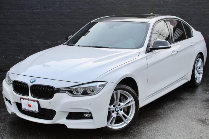2017 BMW 3 Series for sale at Kings Point Auto in Great Neck NY