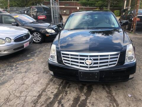2006 Cadillac DTS for sale at Six Brothers Auto Sales in Youngstown OH