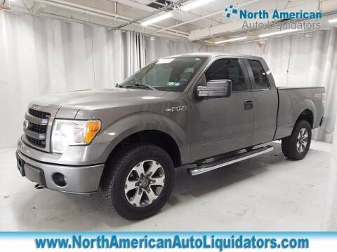 2014 Ford F-150 for sale at North American Auto Liquidators in Essington PA