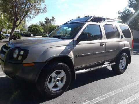 2004 Nissan Xterra for sale at Goleta Motors in Goleta CA